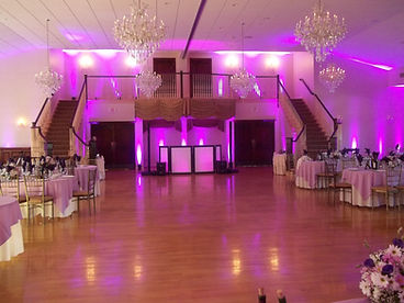 Up light  for wedding  my party now corp