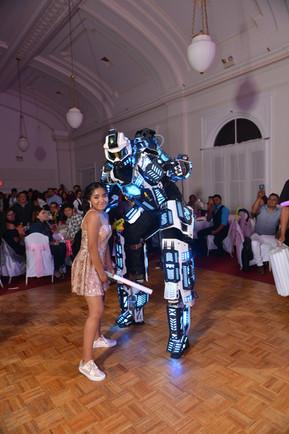 ROBOT MYPARTYNOW