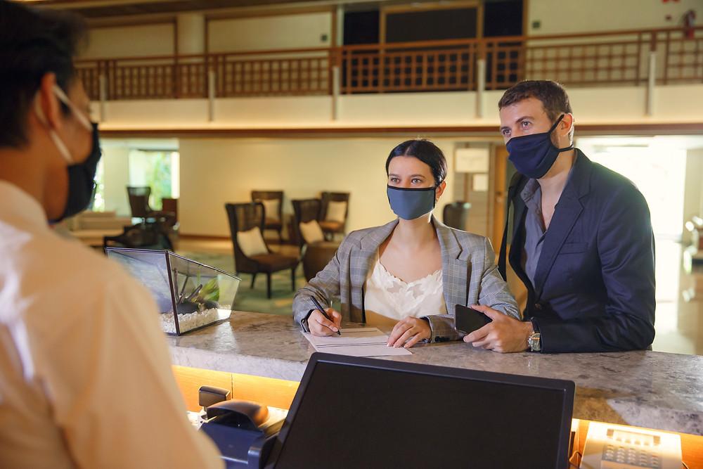 Jak przekonać gości, że pokój hotelowy jest czysty?