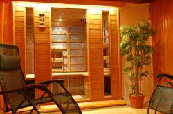 Far infra-red Sauna