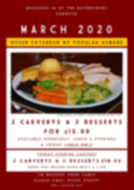 1 - March Offer - Brasserie16 - NEW PICT