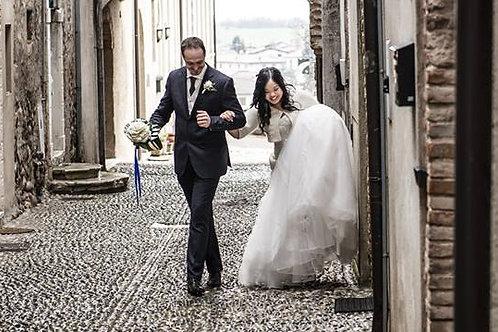 Servizio Matrimonio BRONZE