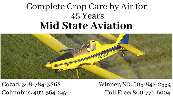 Complete Crop Care by Air for 45 Years.j