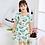 Thumbnail: Unicorn Cotton Nightdress Little Teen Girl Pajamas Dresses Children Cartoon