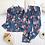 Thumbnail: Lisacmvpnel Long Sleeve Pajamas Autumn Ice Silk Long Sleeve Trousers