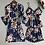 Thumbnail: Spaghetti Strap  Printing  Lace Sexy Women Pajamas Female Summer Pajama Set