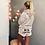Thumbnail: Warm Pyjamas Women Fleece Pijamas Femme Sexy Lingerie Cat Pijama Mujer Sleepwear