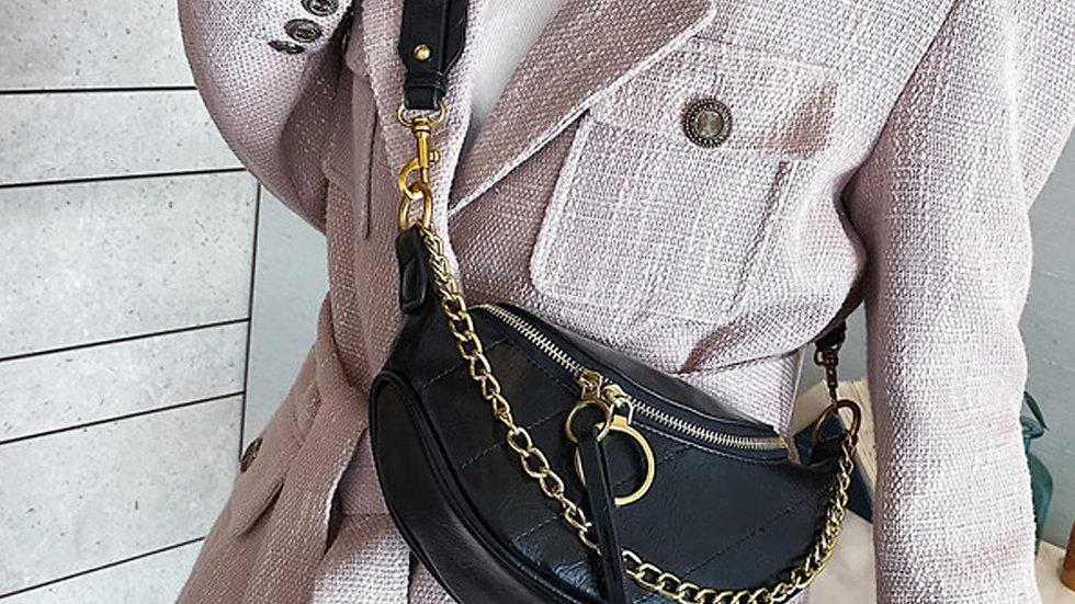 Brand Design Chain Women Crossbody Bag Fashion Casual Female Bust Shoulder