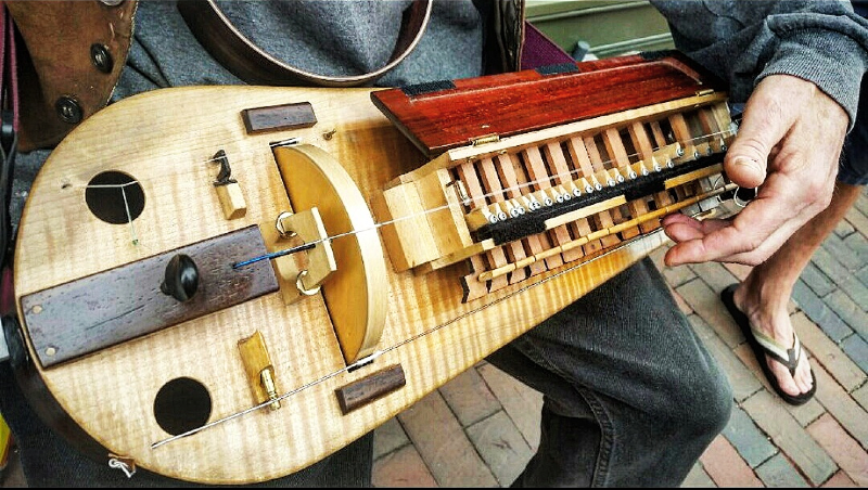 The Hurdy Gurdy, Portsmouth NH 2015