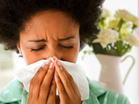 Osteopathic Treatment for Allergies