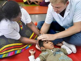 Osteopathy for kids with special needs