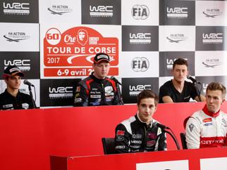 Pierre-Louis Loubet Shines in WRC 2