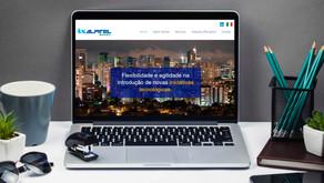 Novo site da Alpitel Brasil