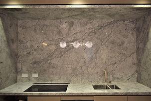 Stone Kitchen Counter