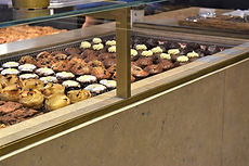 Stone Bakery Counter