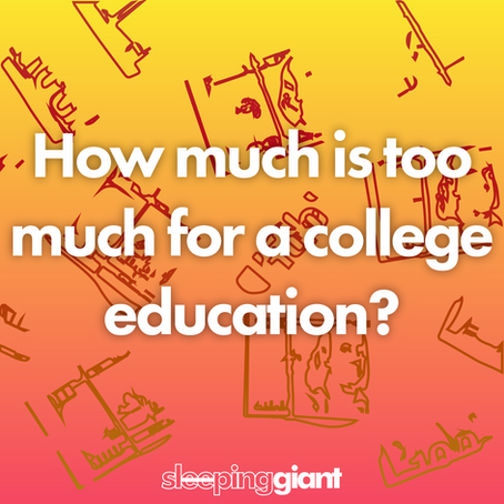 So you used the Higher Education Calculator..what's next?