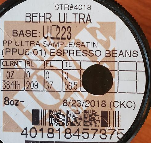 Exterior Trim Color - Expresso Beans (1)