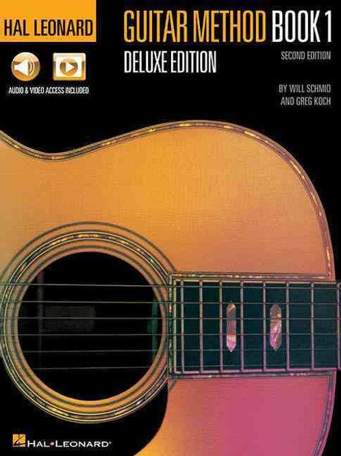 Hal Leonard Guitar Book