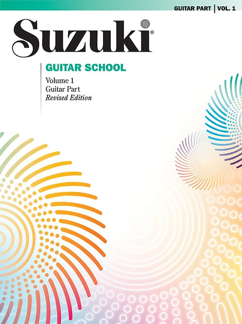 Suzuki Guitar School Vol1