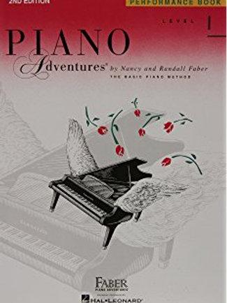 LESSON BOOK (PIANO)