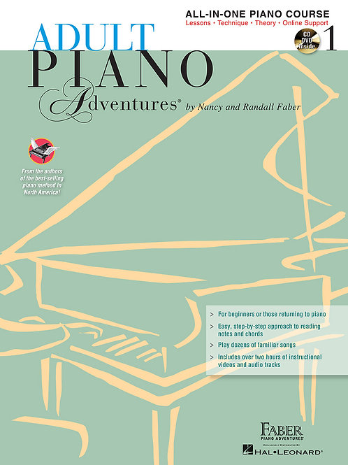 Adult Piano Adventure