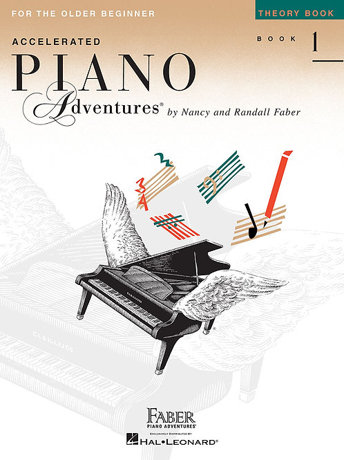 Accelerated Piano Adventure Theory