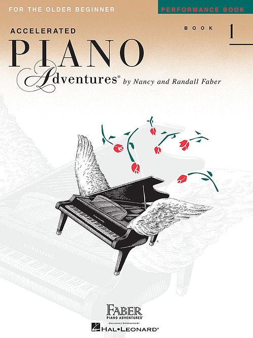 Accelerated Piano Adventure Performance
