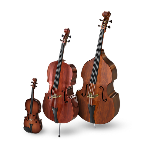 violin cello