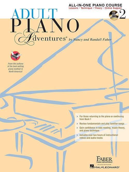 Adult Piano Adventure Vol2