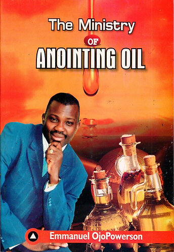Ministry of Anointing Oil