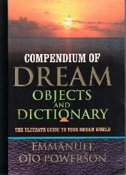 Compendium of Dream Objects and Dictionary