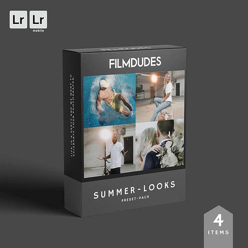 FILMDUDES Preset-Pack | SUMMER-BUNDLE (Lightroom Desktop & Mobile)
