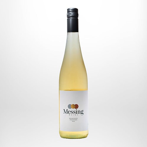 Messing Riesling Auslese (2018), 0,75l
