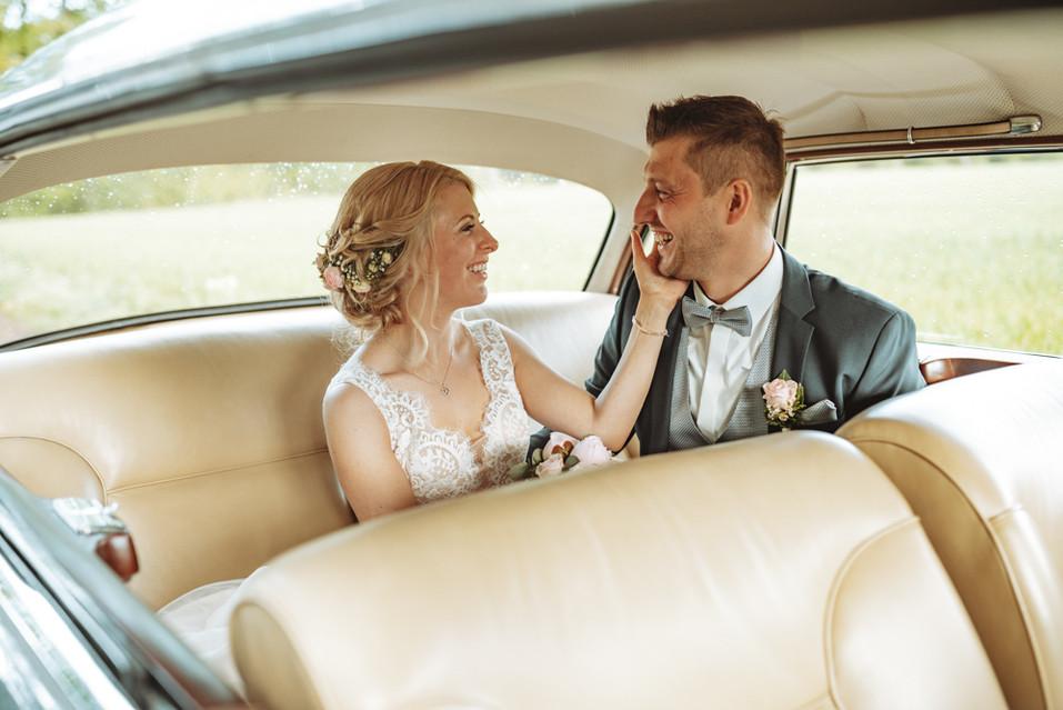 Hochzeit von Denise & Timo