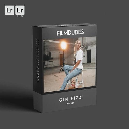 FILMDUDES Preset | GIN FIZZ (Lightroom Desktop & Mobile)