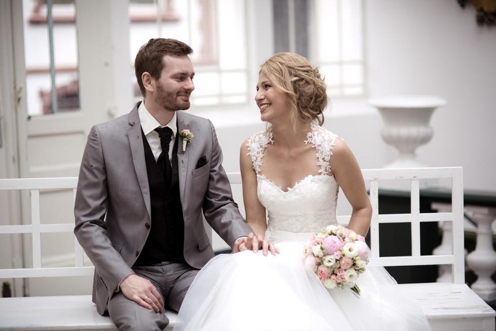 Hochzeit von Kristin & Patrick