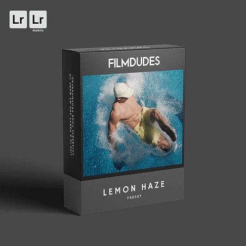 FILMDUDES Preset | LEMON HAZE (Lightroom Desktop & Mobile)