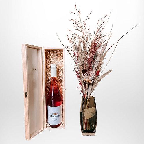 Messing Rosé Geschenkbox