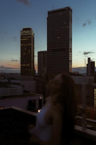 Frankfurt with Emelie