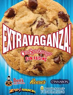 Cookie Dough Fundraiser Extravaganza Bro