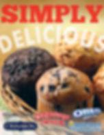 Simply Delicious Fundraising Brochure.jp