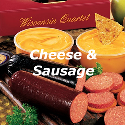 category cheese and sausage