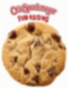 Otis Spunkmeyer Cookie Dough Fundraiser Brochure