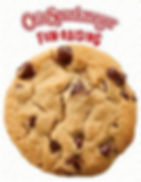 Otis Spunkmeyer Cookie Dough Fundraiser Brochure