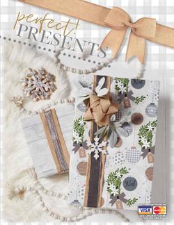 Perfect Presents Christmas Fundraiser Brochure