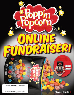 PoppinPopcornOnline-Fundraiser