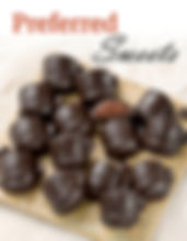 Preferred Sweets chocolate fundraising brochure