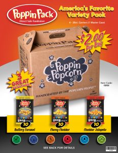 Popcorn Packs Americas