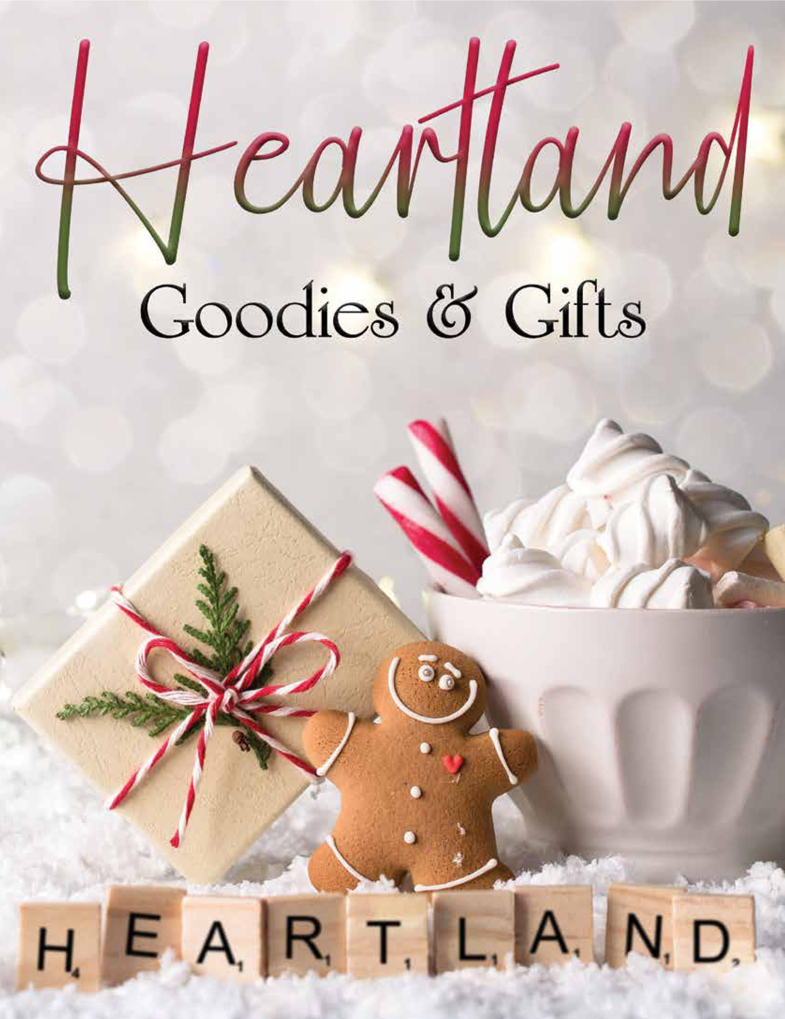Heartland Goodies and Gifts Brochure
