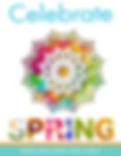 Celebrate the Season Fundraising Brochure